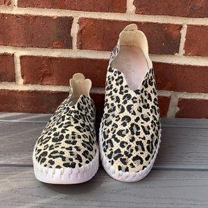 Ilse Jacobsen Animal Print Slip-On Sneaker
